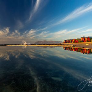 Cape Town Reflections in Water