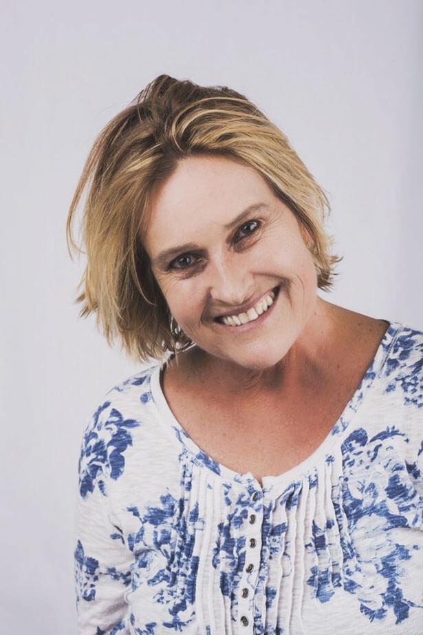 Jenny Powis Portrait